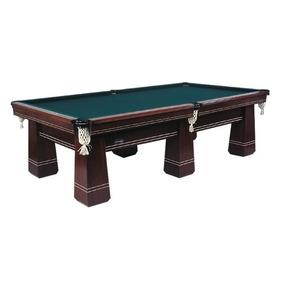 Mesa Sinuca Bilhar Snooker Oficial Entrega E Montagem Sp/sp