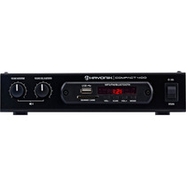 Amplificador 40w Compact 400 Preto - Hayonik