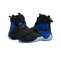 Nba Nike Tenis Lebron Soldier 10 Lebron James X Originales