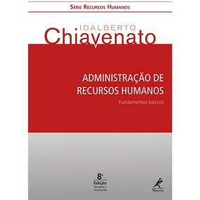 Administração De Recursos Humanos: Fundamentos Básicos Manol