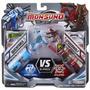 Brinquedo Jogo Long Jump Monsuno Quickforce Vs Spiderwolf