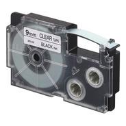 Paquete De 5 Cintas Para Rotulador Casio Xr-9x1 9mm X 8m