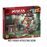 Ninjago Lego Alterno Dawn Of Iron Doom Amanecer Apocalipsis