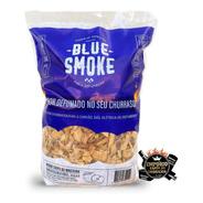 Lascas Lenha De Madeira Defumação Macieira Woods Chips 1kg
