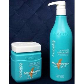 Kit Mar Morto Hobety (shampoo 750 Ml + Máscara 750 Gr)