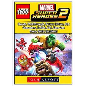 Lego Marvel Super Heroes 2, Cheats, Walkthrough, Deluxe *int
