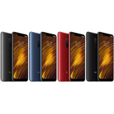 Celular Xiaomi Pocophone F1 6gb Rom Global 64gb Com Capa