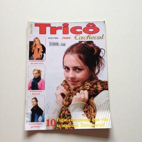 Revista Feito A Mão Tricô Cachecol N°171