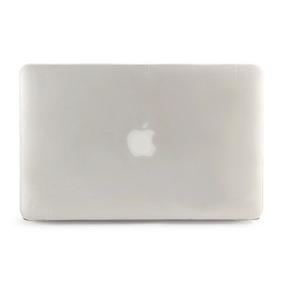 Carcasa Protectora Macbook 12 Pulgadas Transparente Tucano