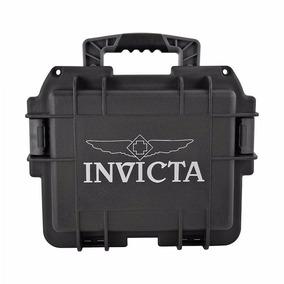 Caixa Invicta Para 3 Relógios
