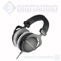 Beyerdynamic Fone De Ouvido Dt-770 Pro 250 Ohms +q Beats Akg
