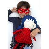 Muñeca Miracoluos Prodigiosa Ladybug Mariquita