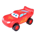 Auto Cars 3 Rayo Mc Queen/jackson/cruz Plastisol 25cm Disney