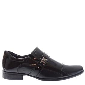 Sapato Mariner Kit Com Cinto Meia E Calçadeira
