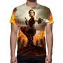 Camisa, Camiseta Filme Resident Evil 6 - Estampa Total