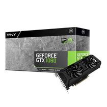 Tarjeta De Video Nvidia Gtx 1060 6gb Gddr5 Pny