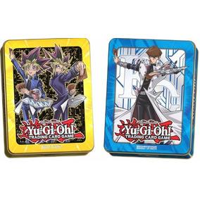 Yugioh Mega Tin Kaiba + Mega Tin Yugi Envio Gratis Nuevos !