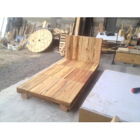 Bases cama tarimas en mercado libre m xico for Tarimas de madera para cama