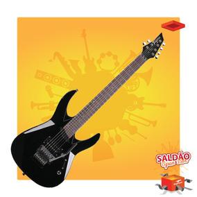 Guitarra Tagima K2 Kiko Loureiro Signature Preta Openbox