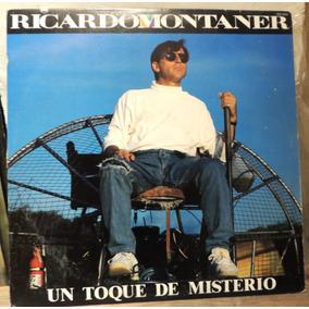 Un Toque De Misterio (vinilo) Ricardo Montaner