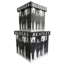 Caixa Quadrada Beatles