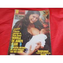 Revista Manchete 1457 De 22 Março 1980 Bebê De Fafá De Belém