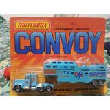 Matchbox Trailer Camion Convoy