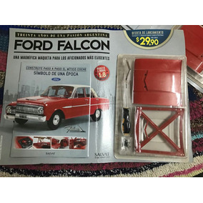 Ford Falcon - Para Armar - Salvat - Coleccionista - 1:8