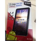 Tablet Zagg Pc 722