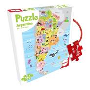 Puzzle Mapa Argentina 36 Piezas 34x48cm Antex 3036
