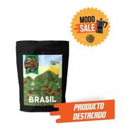 Cafe Organico Tostado Brasil Catuai Amarilo - 1/4 Kg