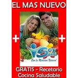 Soy Sano Nuevo 3ra Edición+recetario+8libros Disp