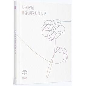 Cd Kpop Bts Album Love Yourself Her Versão O