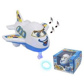 Brinquedo Infantil Aviãozinho A Fricção Bebê Mini Avião
