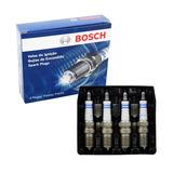 Jogo De Velas Ignição Bosch Gm Corsa Hatch Wind 1.6 2000