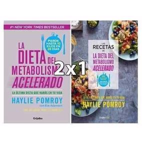 La Dieta Del Metabolismo Acelerado + Las Recetas -libro Pdf