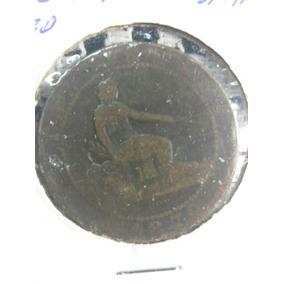 Moneda España 10 Céntimos 1870 Ref 27