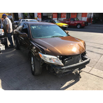 Yonke Toyota Camry Xle V6 2011 Refacciones Partes Huesario