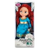 Valiente Muñeca Princesa Merida Brave Disney Original