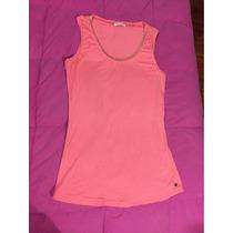 Camisa Rosada Nueva Studio F Talla S