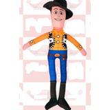 Muñeco De Tela Toy Story Woody 50 Cm Grande