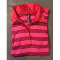 Camiseta Polo Vide Bula M Feminina