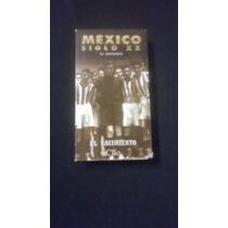 Mexico Siglo Xx - El Deporte Vhs Casette