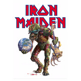 Afiches Posters Iron Maiden Afiches Rock