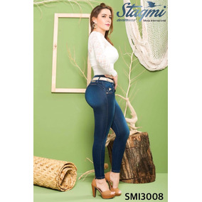 Stagmi Jeans Colombiano/levanta Cola Butt Lifting