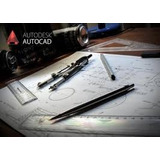 Autcad 2014 32 &64 Bits Em Port E Inglês +projetos E Blocos