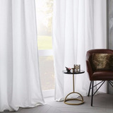 cortinas a medida micro lino blanco efvo off