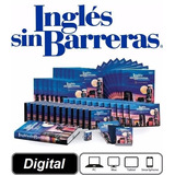 Ingles Sin Barreras 12 Dvd 12 Cd 12 Libros Completo Digital