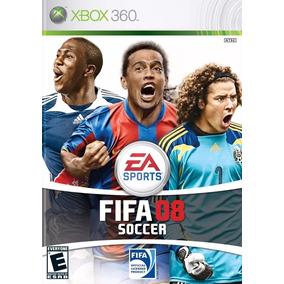 Videojuego Fifa 08 Soccer Xbox 360 Envio Gratis Online
