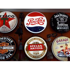 Enfeites De Parede Com Iluminação Marcas De Cerveja Whisky